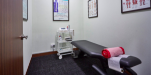 Elite Spine Centres Treatment Room
