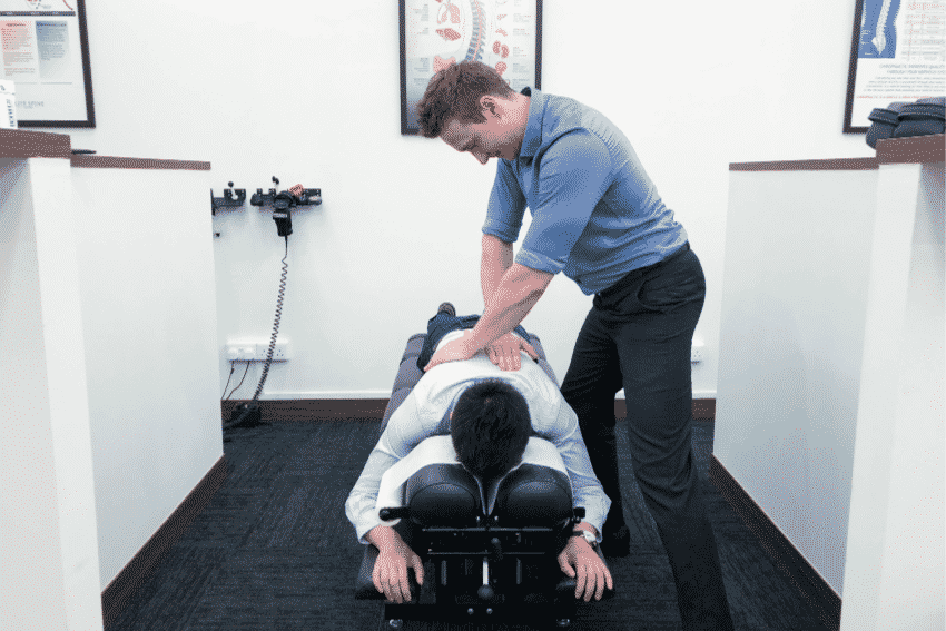 Singapore chiropractic treatment