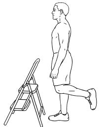 Single leg balance